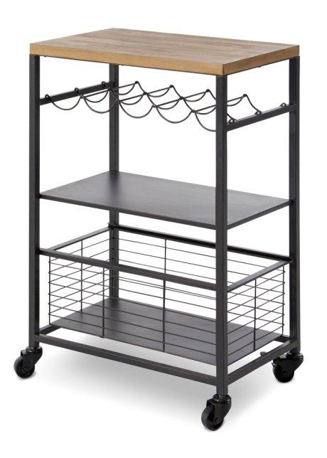 Küchenwagen metall  Küchenwagen