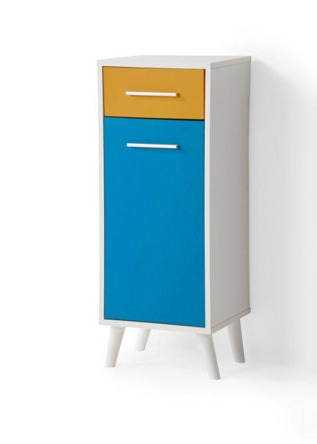 Badezimmer Schrank Stehend Ole Blau Gelb Wohnen Bonprix At