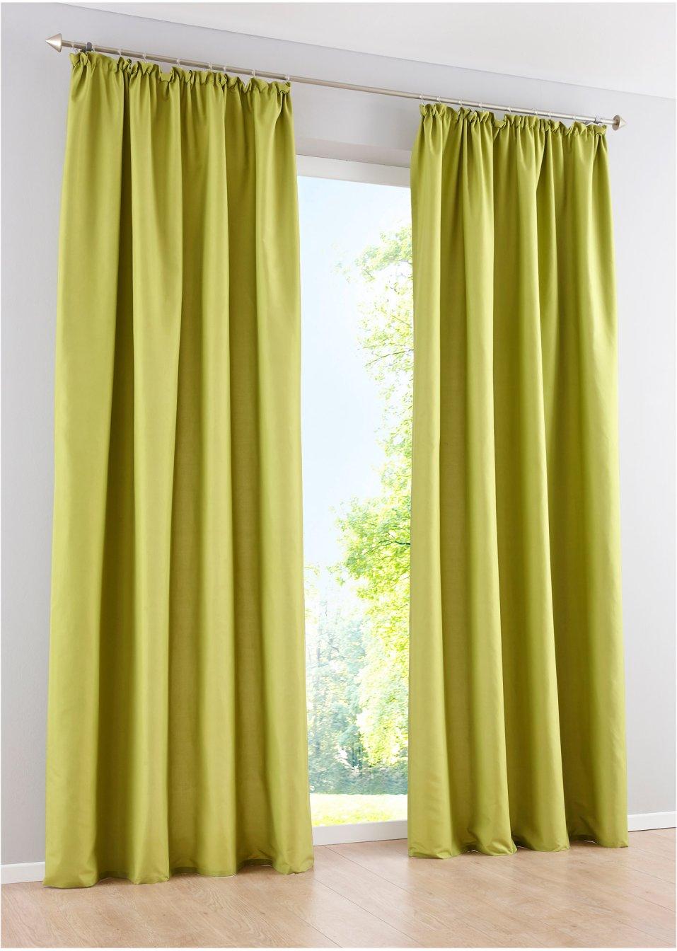 Einfach Schon Unifarbener Vorhang Zur Dezenten Gestaltung Ihres