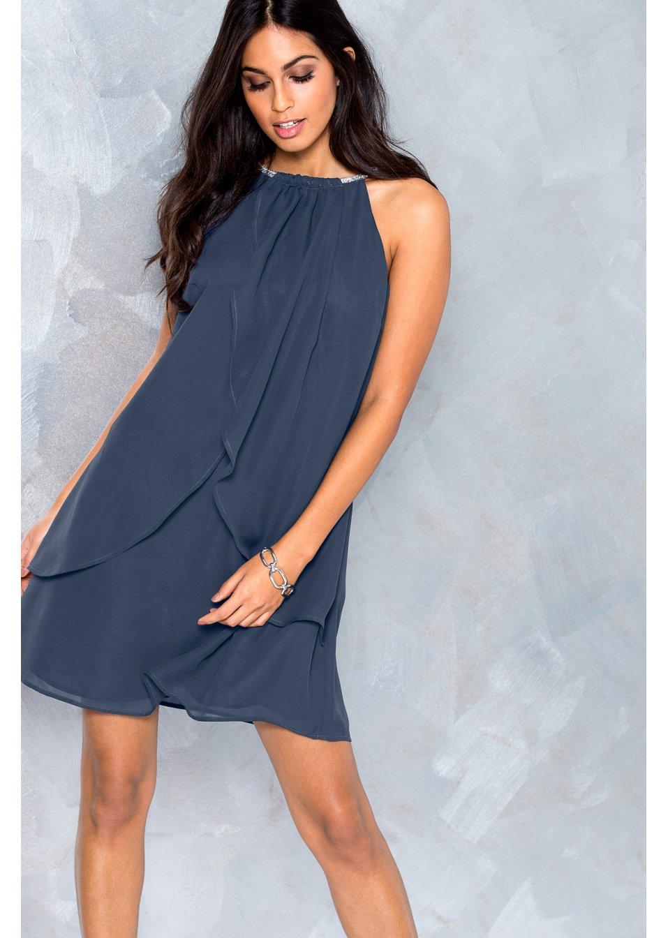 Elegante und feminine Neckholderer Kleider von bonprix