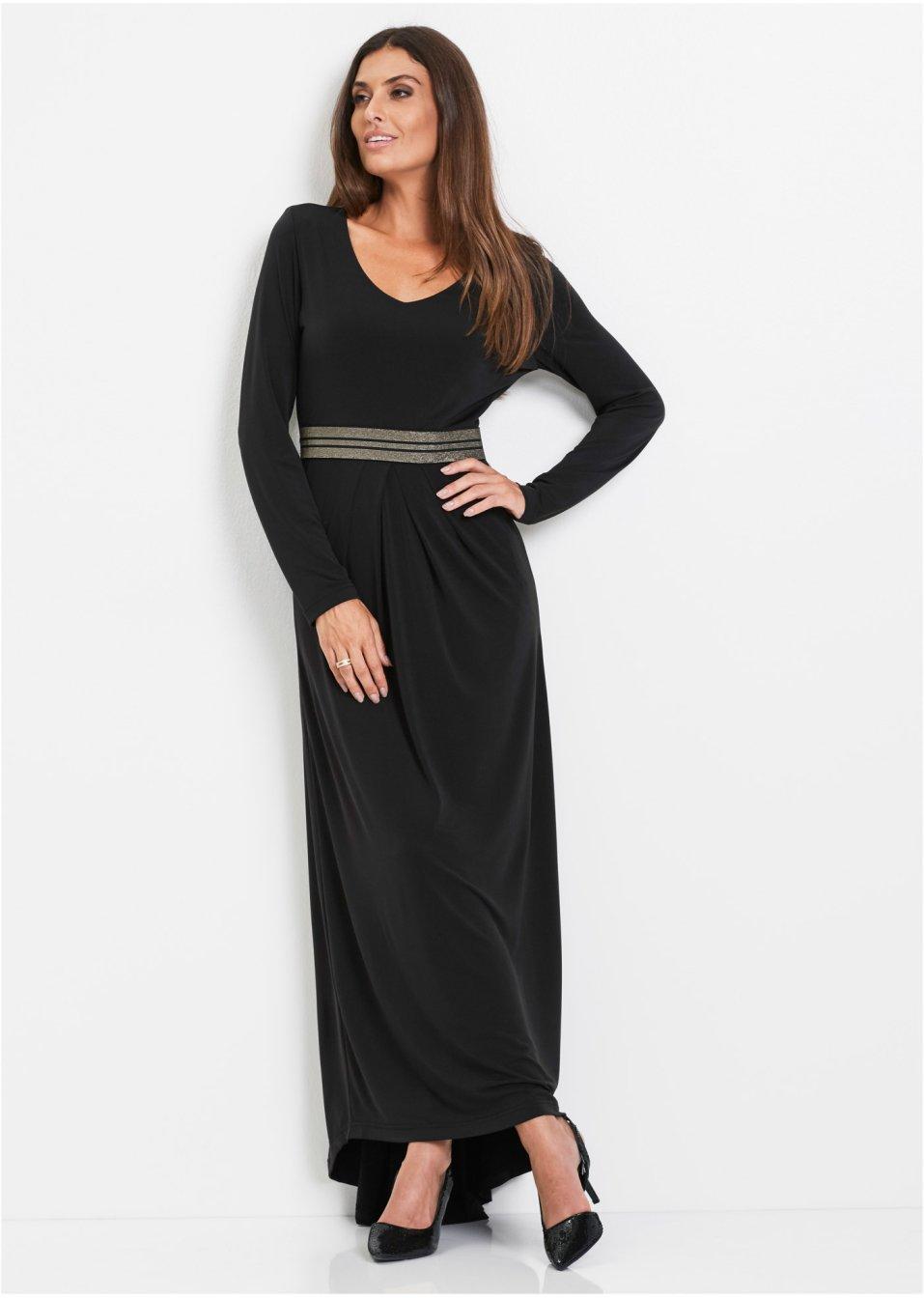 Abendkleid schwarz - bpc selection premium online kaufen ...