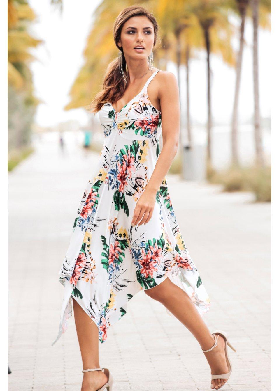 Lange Kleider für jeden Anlass online entdecken | bonprix