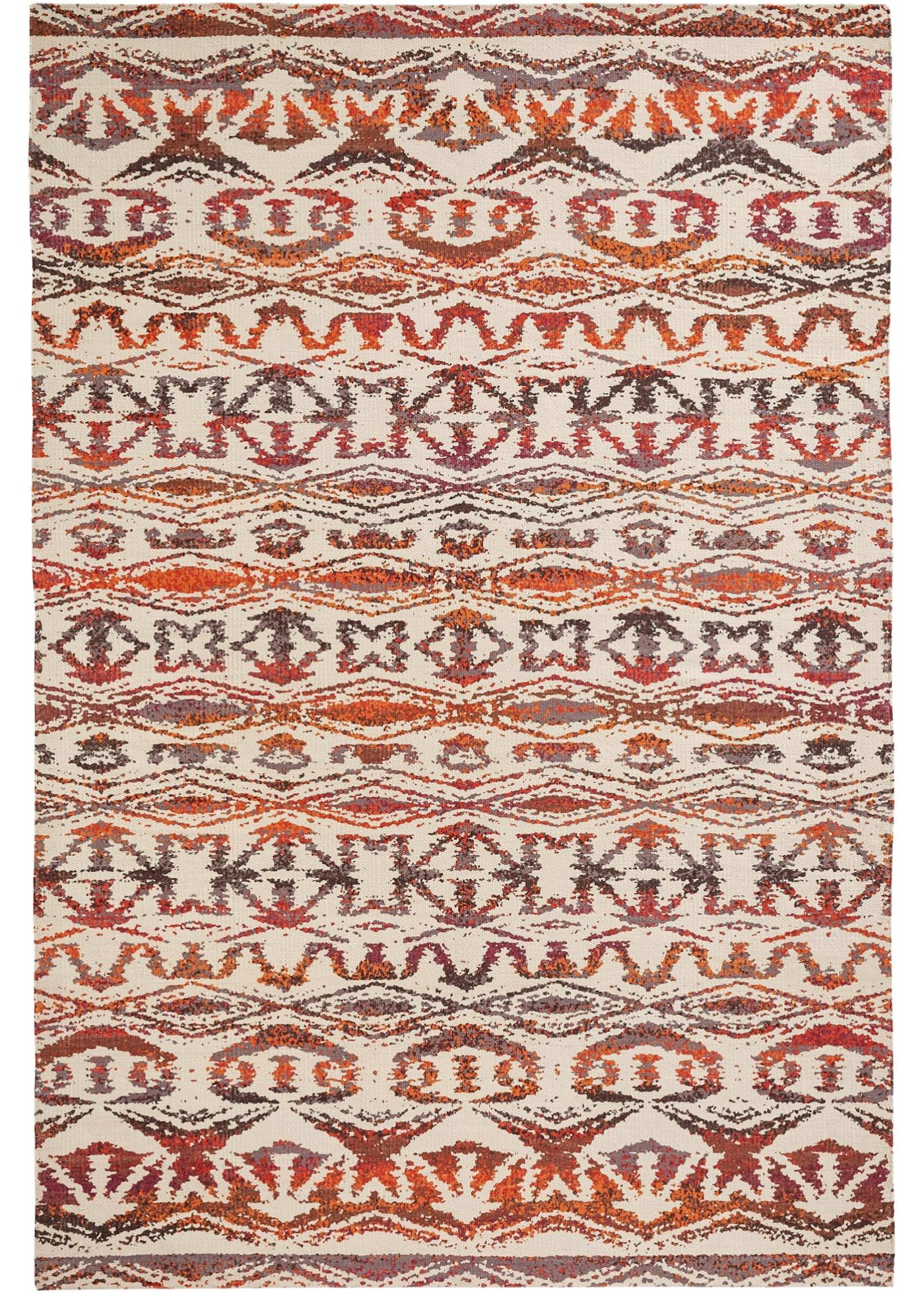 Teppich mit Ethnodruck