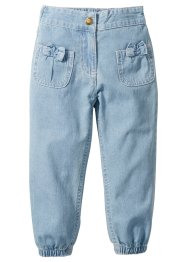 Hose, John Baner JEANSWEAR, blue bleached used