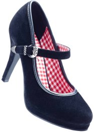Pumps, bpc bonprix collection, schwarz