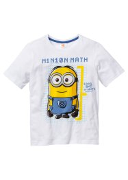 "T-Shirt ""MINIONS"", Despicable Me 2, weiß"