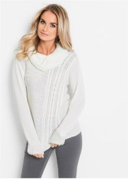 Pullover mit Zopfmuster, bpc selection