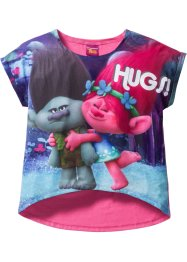 """TROLLS"" Shirt, Trolls the Movie, pink bedruckt"