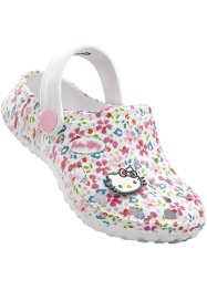 EVA- Clog, Hello Kitty, rosa/bunt