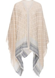 feiner Poncho, bpc bonprix collection