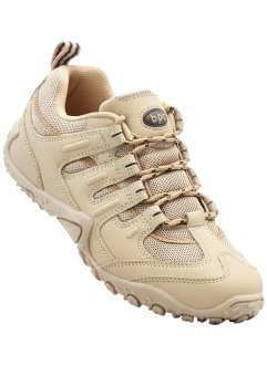 Robuster Outdoorschuh, bpc bonprix collection, sandbeige