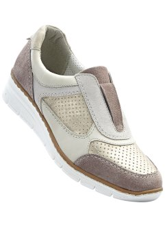 Bequemer Slipper aus Leder, bpc selection