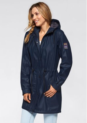 Outdoor-Regenlangjacke, bpc bonprix collection