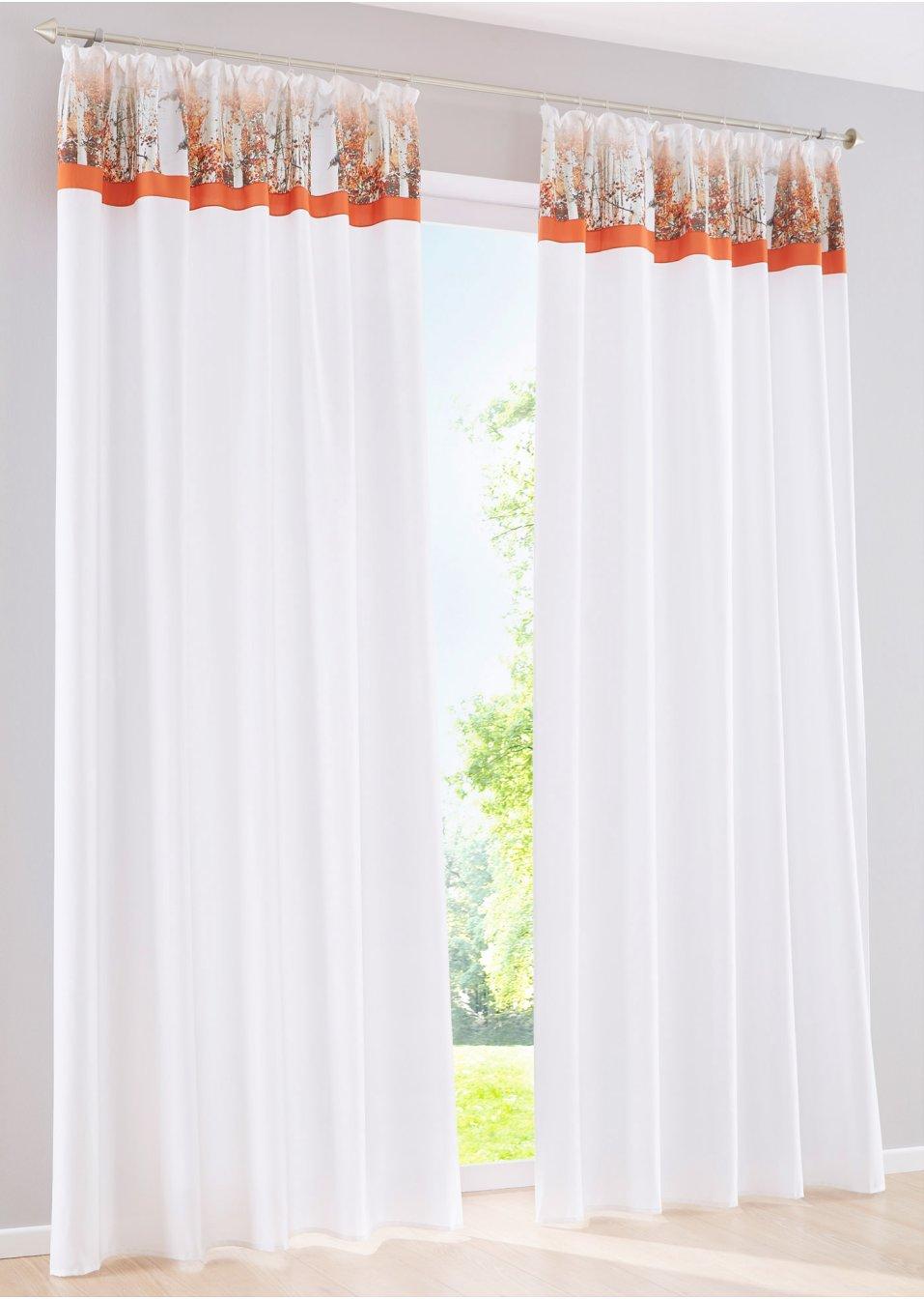 Vorhang clio 1er pack terra bpc living online kaufen - Bonprix vorhang ...