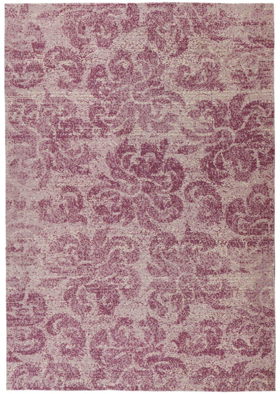 ava ist ein wohnlicher teppich mit sch nen ornamenten flieder. Black Bedroom Furniture Sets. Home Design Ideas